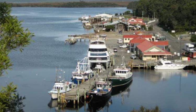 Strahan是塔州西海岸的主要海港城镇