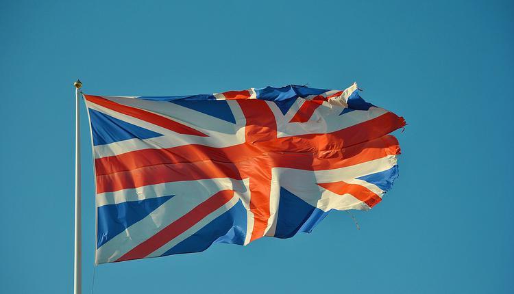 英国,英国国旗