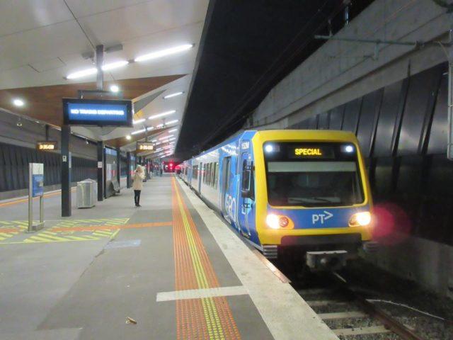 Mernda火车线