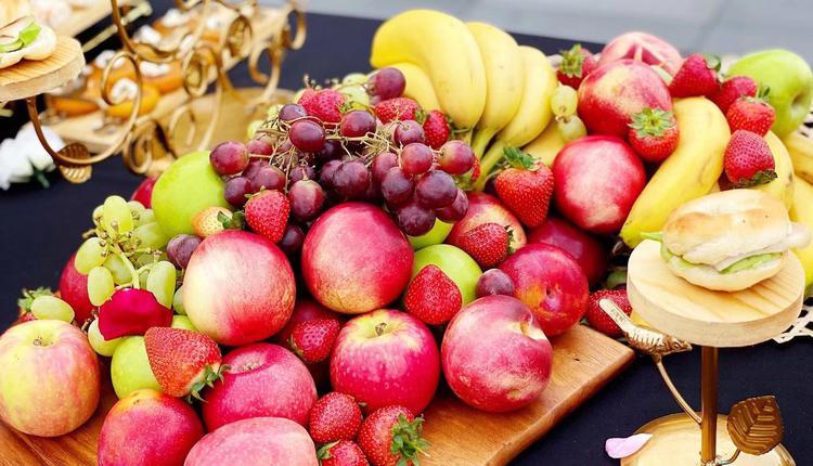 野餐 聚会 派对 公司活动 水果 点心 甜点