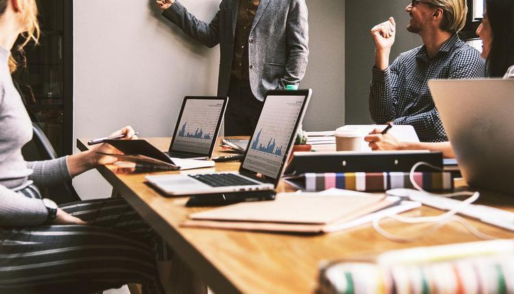 会议,开会,企业,生意
