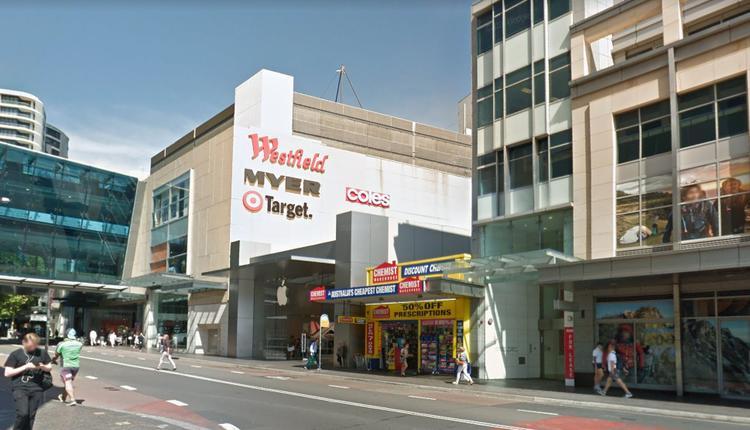 Bondi junction westfield