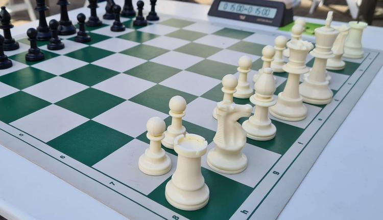 国际象棋 下棋