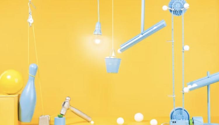 鲁布·戈德堡机械(Rube Goldberg machine)