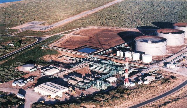 澳洲天然氣,資源產業