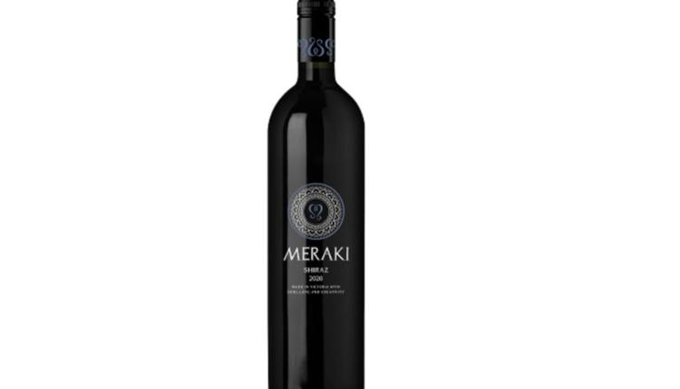 750毫升装的葡萄酒Meraki Shiraz 2020 Vintage被紧急召回