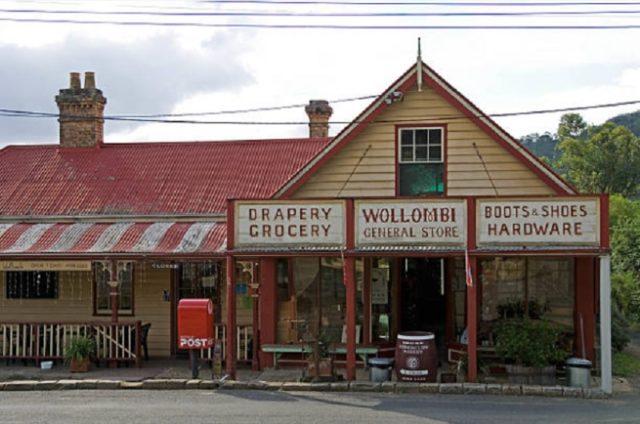 Wollombi Hunter Valley