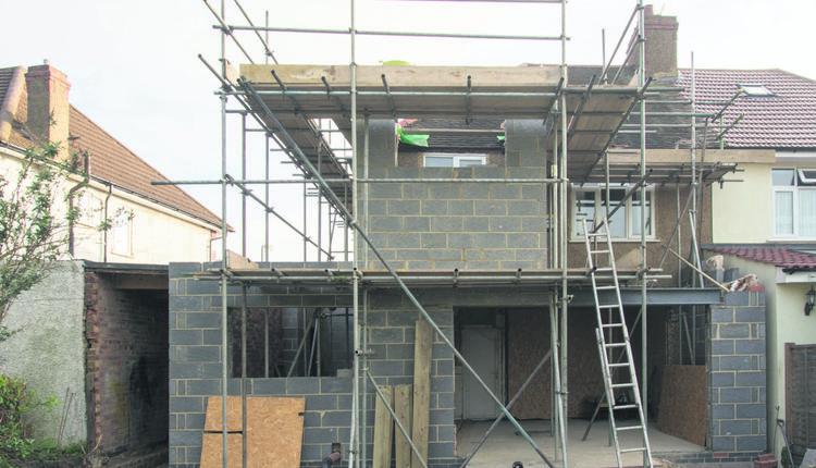 自住房屋建筑商补贴