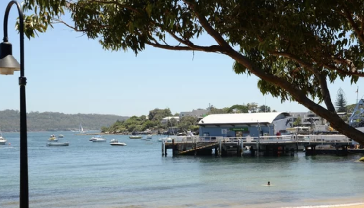 Watsons Bay ferry wharf