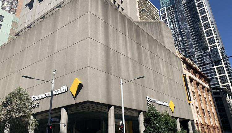 CBA 澳洲联邦银行 Commonwealth Bank