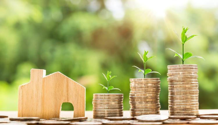 房子,房产,房产投资,钱币