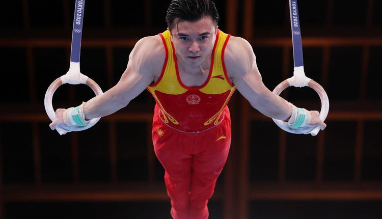 东京奥运 中国刘洋