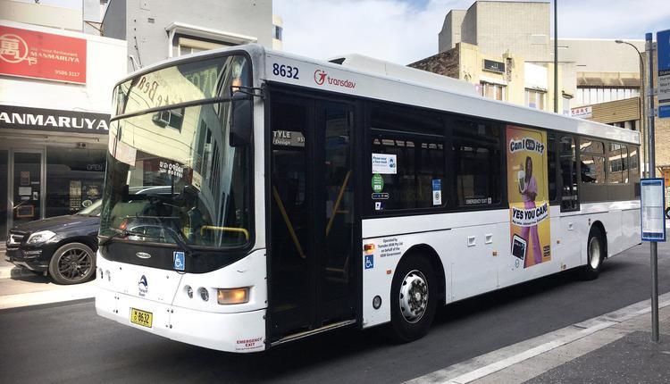 公共汽车,悉尼,Hurstville, 公交车