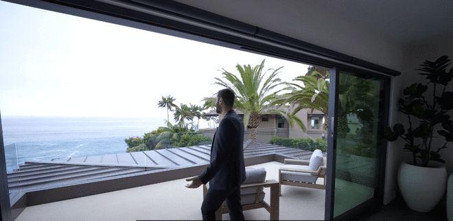 悬崖海景豪宅