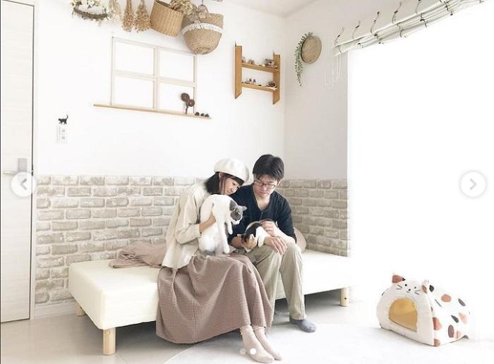 Sayaka和她丈夫